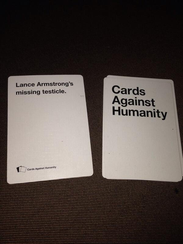 LanceArmstrong-CardsAgainstHumanity