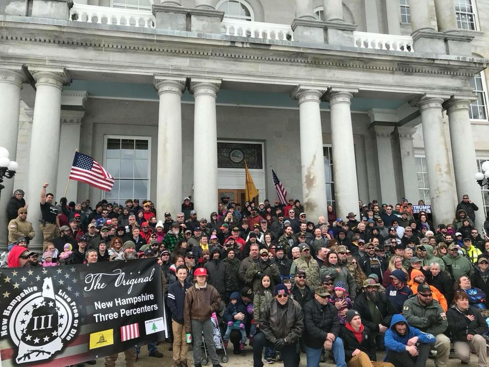 Concord Nh The 4th Annual Womens Defense Leagues Gun Rights Are Womens Rights Rally Took Place This Past Sa Ay 3 10 According To Organizers